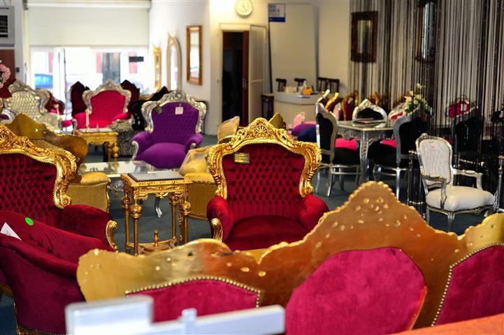 de mooie barok meubelen bij vorstenberg in groningen